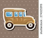 transportation car   cartoon... | Shutterstock . vector #274325393