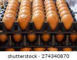 eggs in the package | Shutterstock . vector #274340870