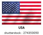 United State Of America Usa...