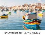 mediterranean traditional...   Shutterstock . vector #274378319