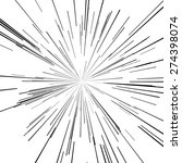 vector set of points of the... | Shutterstock .eps vector #274398074