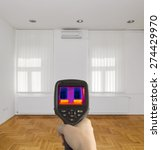 radiator heater infrared... | Shutterstock . vector #274429970