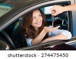 car  new  buying. | Shutterstock . vector #274475450