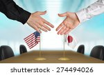 United States And Japan...
