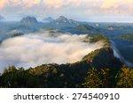 Beautiful Scenery Of Thailand.
