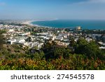view of ventura and the pacific ...   Shutterstock . vector #274545578