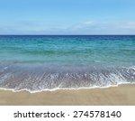 black sea coast black sea coast ... | Shutterstock . vector #274578140