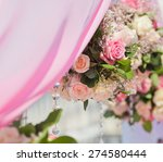 Wedding Arch Decorated Of...