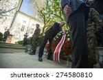 krakow  poland   may 3  2015 ... | Shutterstock . vector #274580810