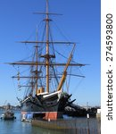 hms warrior. the worlds first...
