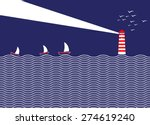 simple illustration of... | Shutterstock .eps vector #274619240