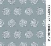 seamless pattern  japanese... | Shutterstock .eps vector #274620893
