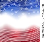 illustration happy 4th of july... | Shutterstock . vector #274666028