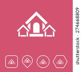 home  icon on flat ui colors...