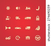 auto icons universal set for... | Shutterstock .eps vector #274690259