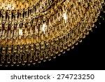 crystal lamp | Shutterstock . vector #274723250