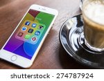 chiang mai  thailand   april 22 ... | Shutterstock . vector #274787924