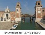 Venice Italy 27th September...