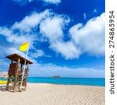 Small photo of Mallorca Magaluf Magalluf beach in Calvia Mallorca at Balearic islands of Spain