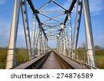 Metal Railway Bridge