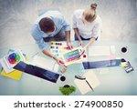 brainstorming planning... | Shutterstock . vector #274900850