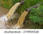 Water Flow Stops Away From The...