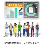strategy business planning... | Shutterstock . vector #274931174