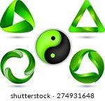 design elements set  | Shutterstock .eps vector #274931648