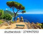 stunning relaxation place with... | Shutterstock . vector #274947053
