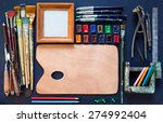 Professional Art Materials On...