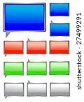banners | Shutterstock .eps vector #27499291