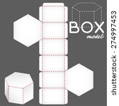 white box model | Shutterstock .eps vector #274997453