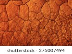 abstract texture of red hot...