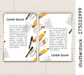 concept design of business card ...
