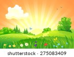 vector illustration of... | Shutterstock .eps vector #275083409