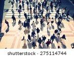 People Who Walk The Crosswalk...