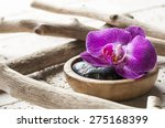 natural elements for beauty spa ...   Shutterstock . vector #275168399