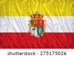 cuenca flag pattern on the... | Shutterstock . vector #275175026