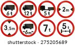 Collection Of Polish Traffic...