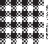 plaid fashion wallpaper vector... | Shutterstock .eps vector #275224088