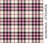 plaid fashion wallpaper vector...   Shutterstock .eps vector #275224526