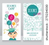 Cards For Science Camp  Smart...