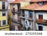 historical facades | Shutterstock . vector #275255348
