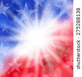 illustration happy 4th of july... | Shutterstock . vector #275288138