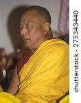 Small photo of Tibetan Monks chanting performance at Agape Church in Santa Monica California