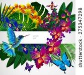 Floral Design Background....