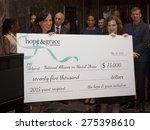 new york   may 5  2015  hope  ... | Shutterstock . vector #275398610