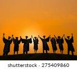 celebration education... | Shutterstock . vector #275409860