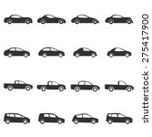 car icon | Shutterstock .eps vector #275417900