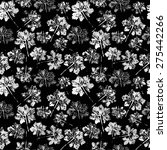crazy beautiful imprint... | Shutterstock .eps vector #275442266
